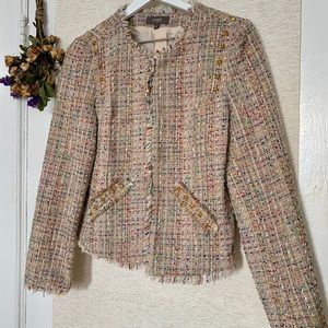 Multi colored blazer